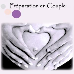 Préparation accouchement Aubenas Vals en couple