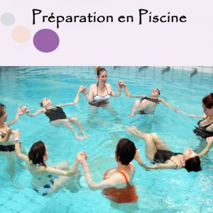 Préparation accouchement Aubenas Vals piscine