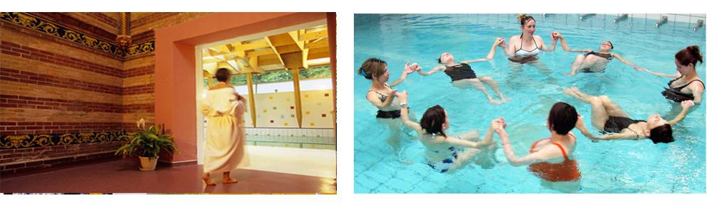 Préparation en piscine Aubenas Vals